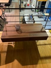 031001 Cattelan Lingotto salontafel walnut